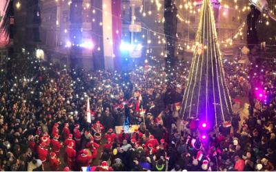 Navidad en Alepo
