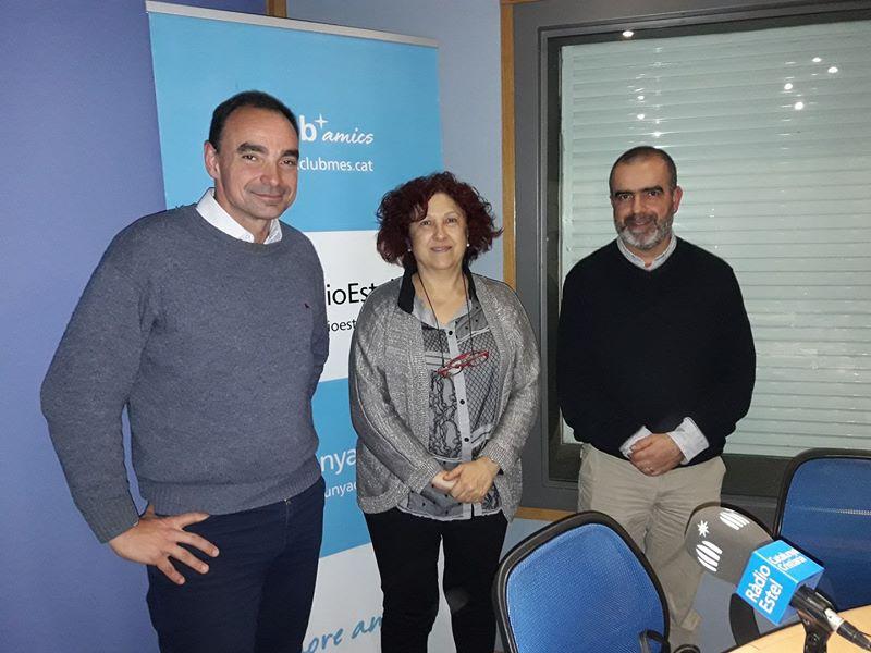 Barcelona por Siria en RadioEstel